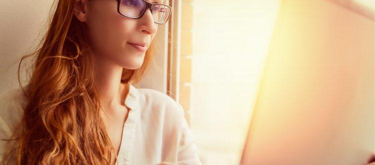 business blog woman as influencer