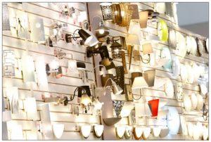 Système d'exposition pour luminaires Dexpale®