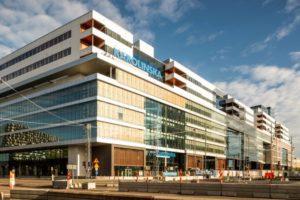 Karolinska Hopital vue extérieure